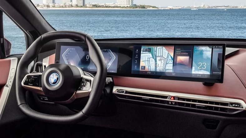 BMW, 'iDrive 8' İsimli Bilgi ve Eğlence Sistemini Duyurdu