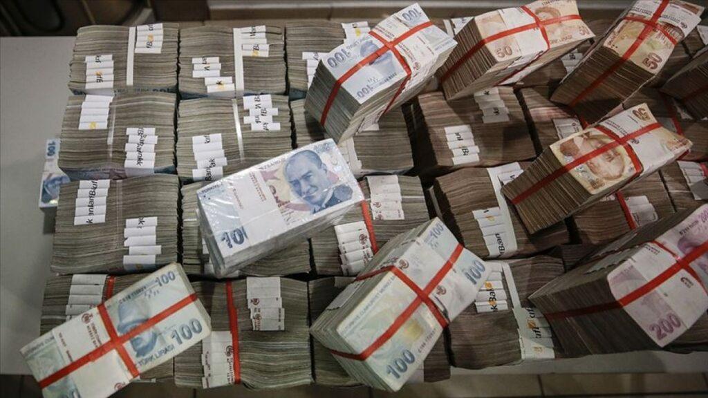 Bütçe şubat ayında 23.2 milyar lira fazla verdi