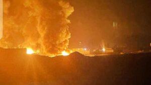 Cerablus ve El Bab ilçelerine balistik füze saldırısı