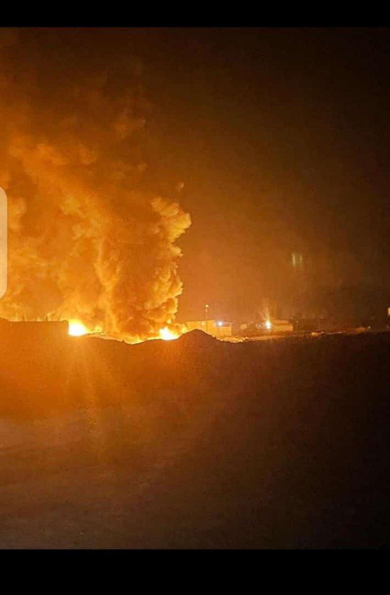 Cerablus ve El Bab ilçelerine balistik füze saldırısı #1