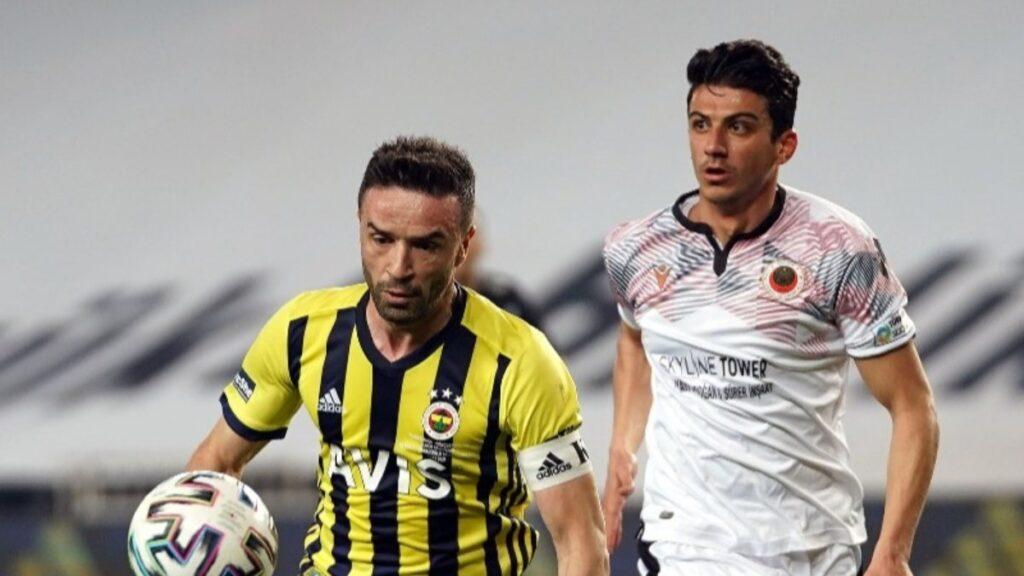 Fenerbahçe'de Gökhan Gönül sakatlandı