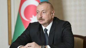 İlham Aliyev: Ermenistan ile müzakere sürecini başlattık