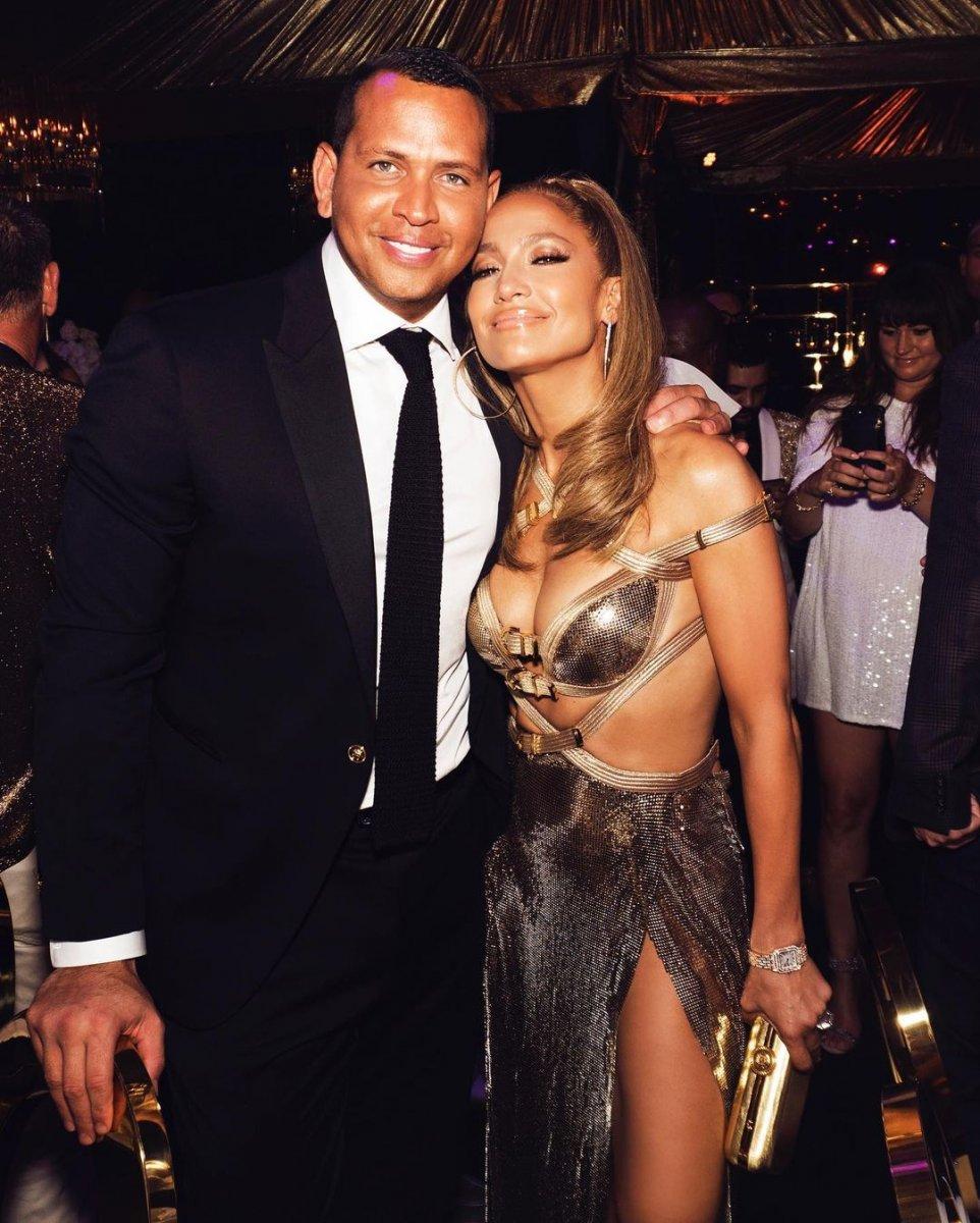 Jennifer Lopez ile Alex Rodriguez ayrıldı #2