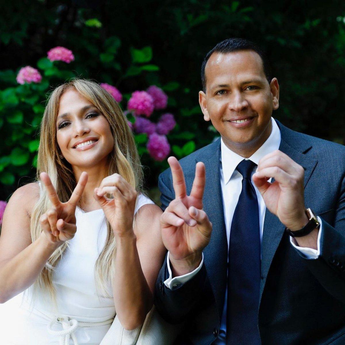 Jennifer Lopez ile Alex Rodriguez ayrıldı #5