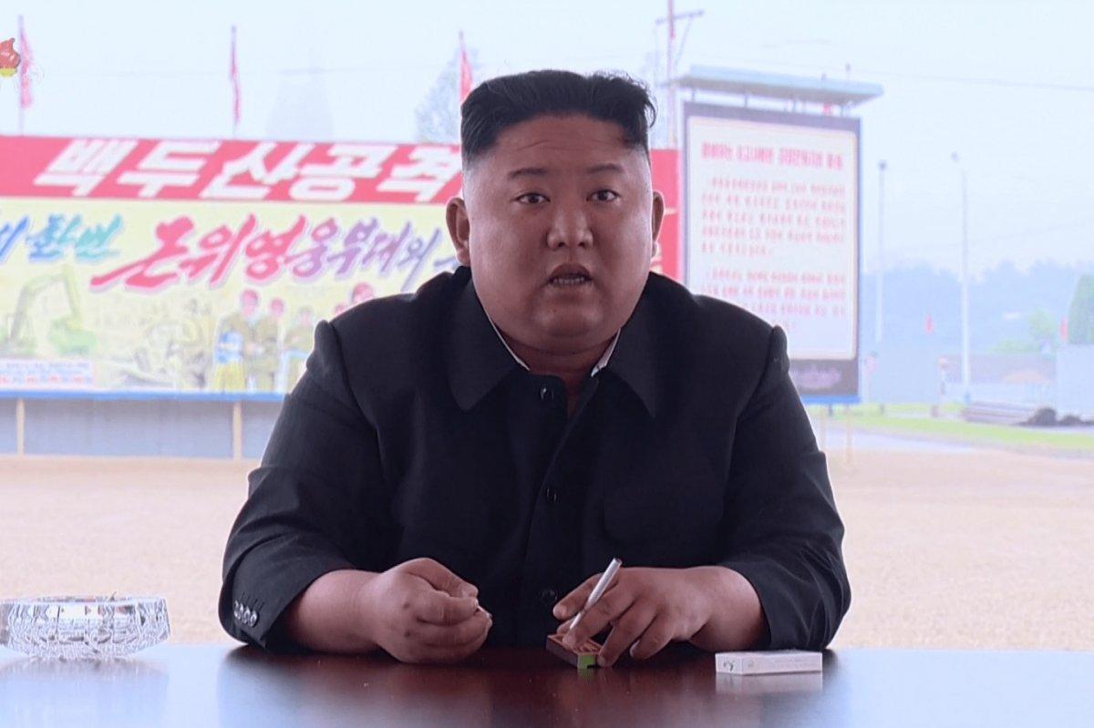 Kuzey Kore, Joe Biden'ı görmezden geliyor #1