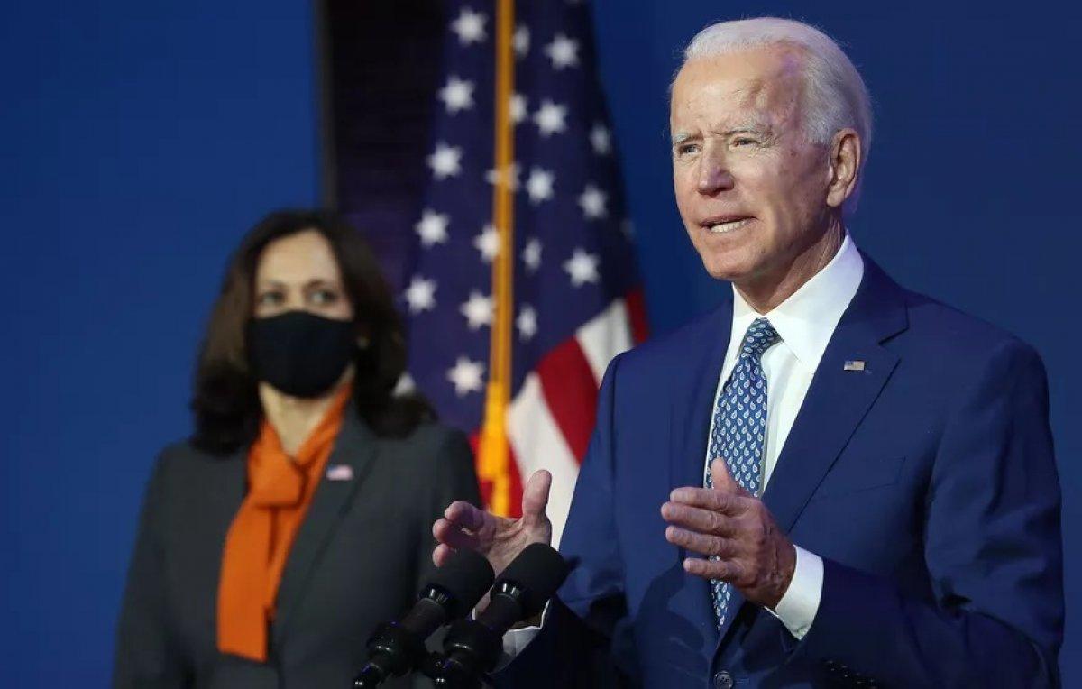 Kuzey Kore, Joe Biden'ı görmezden geliyor #2