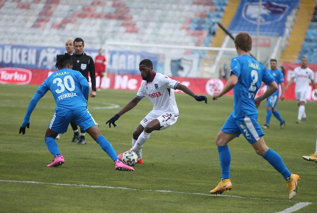 Trabzonspor, Erzurum deplasmanından 1 puanla döndü #2