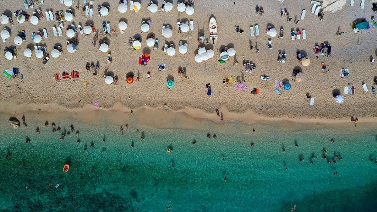 Üç yılda Almanya dan toplam 20 milyon turist bekleniyor #1