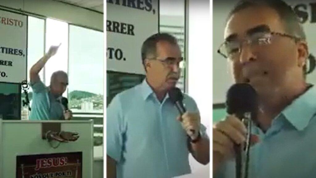 Brezilyalı rahipten 'Holokost tekrar olsun' duası