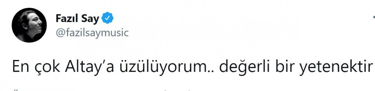 Fazıl Say, Fenerbahçe ye sitem etti #9