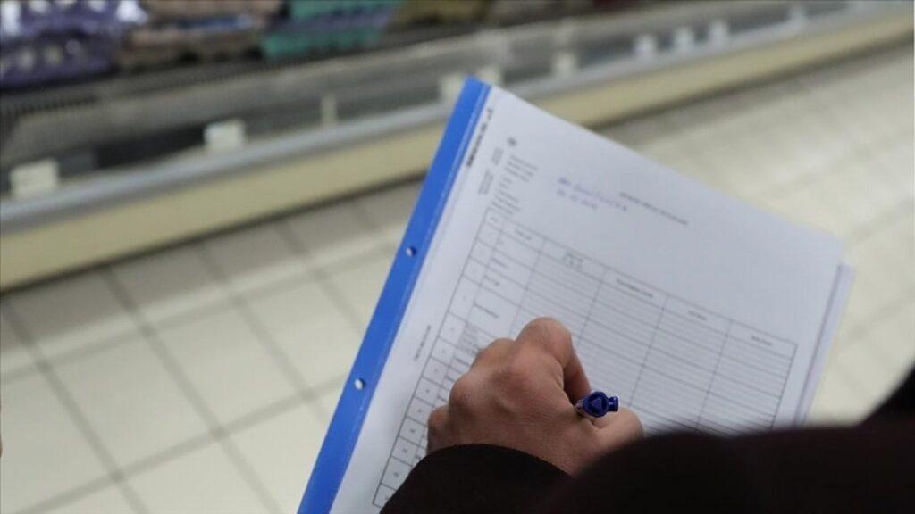 Tüketicileri mağdur eden 495 firmaya 15.5 milyon lira ceza